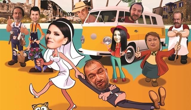 Bahtiyar Bahtıkara filminin çekimleri tamamlandı!
