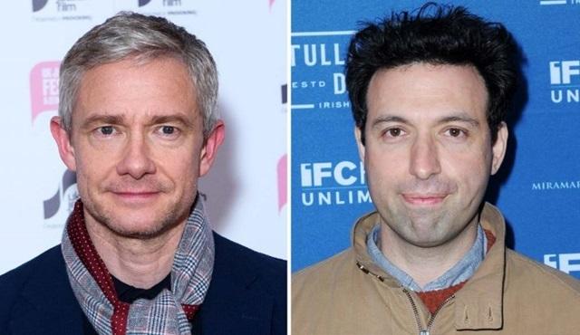 Martin Freeman ve Alex Karpovsky, Peacock'ın yeni dizisi Angelyne'in kadrosunda