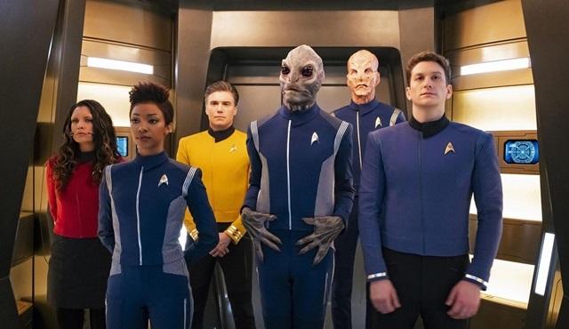 Star Trek: Discovery ikinci sezonuyla 17 Ocak'ta ekrana dönüyor