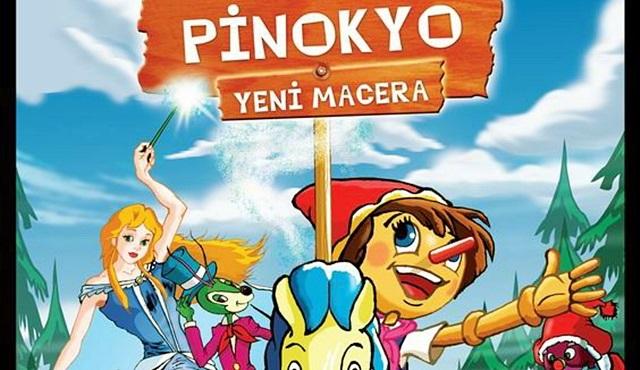 Animasyon severlere: Pinokyo Yeni Macera