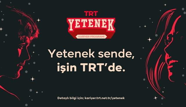 TRT Yetenek programına rekor sayıda başvuru geldi!