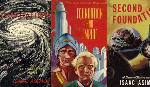 Isaac Asimov'un Foundation üçlemesi Apple için dizi oluyor