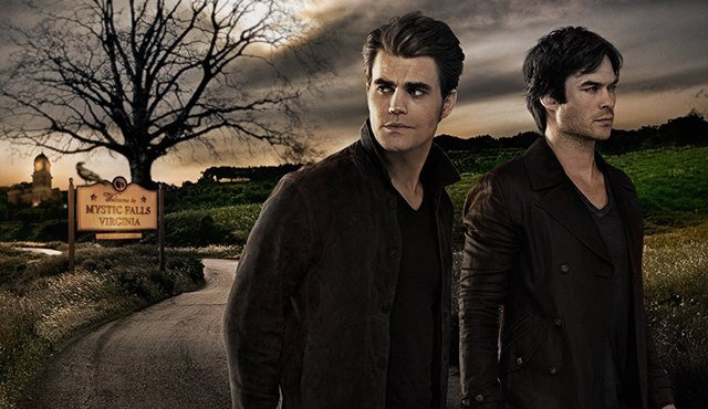 The Vampire Diaries: 7. sezon posteri geldi