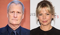 Jeff Daniels ve Michelle Williams, Broadway