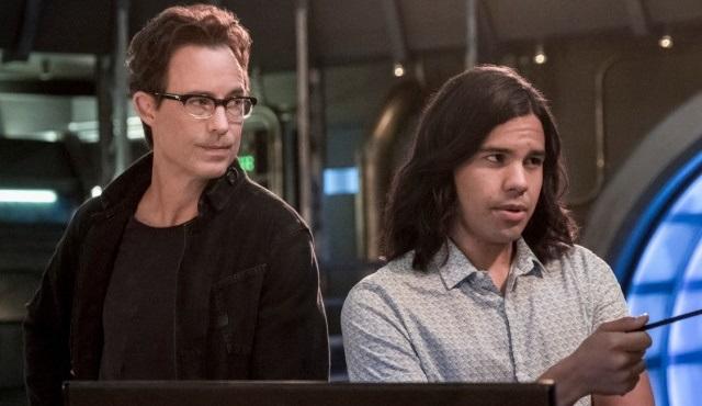 Tom Cavanagh ve Carlos Valdes, The Flash dizisinden ayrılıyor