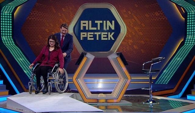 Altın Petek, Engelliler Günü sebebiyle özel bölümüyle ekranda olacak!