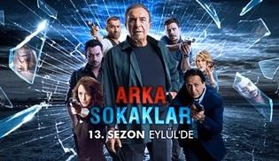 Arka Sokaklar dizisinin 13. sezonundan yeni fragman yayınlandı!
