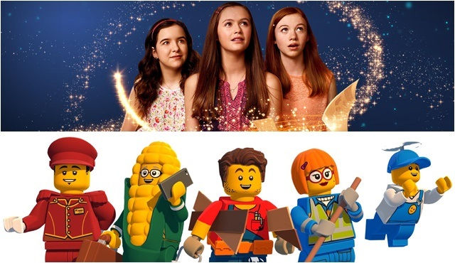 LEGO City Adventures ve dizi Just add Magic bu ay Nickelodeon'da!