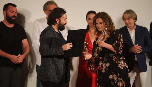 Alican Yücesoy, 33. Herceg Novi - Montenegro Film Festivali'nde ödül aldı!