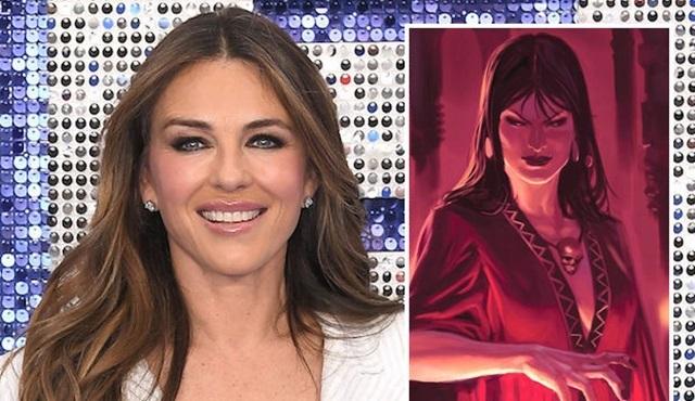 Elizabeth Hurley, Marvel's Runaways dizisinin kadrosuna katıldı