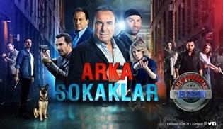 Arka Sokaklar dizisinin 15. sezon yayınlanma tarihi belli oldu!