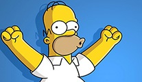 Waterman Entertainment, The Simpsons