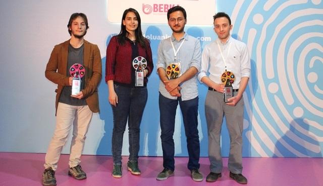 Animasyon Film Festivalinde Büyük Ödül