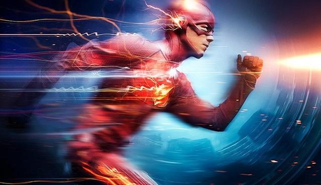 The Flash, 1. sezonuyla Dizimax Sci-Fi'da ekrana geliyor