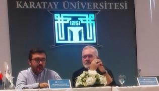 Payitaht Abdülhamid'e bir ödül de Karatay Üniversitesi'nden geldi!