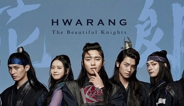 Hwarang: The Beginning: Genç şövalyelerin tutku ve macera dolu hikayesi