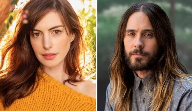 Jared Leto ve Anne Hathaway, Apple'ın WeCrashed dizisinin kadrosunda