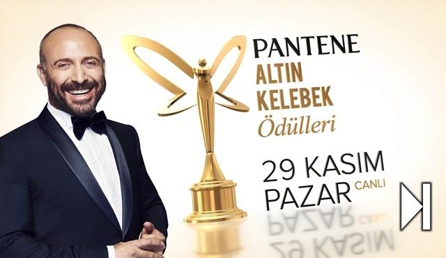 Pantene Altın Kelebek Ödül Töreni canlı yayınla Kanal D'de!