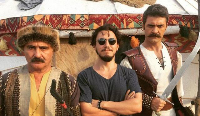Dede Korkut Hikayeleri: Deli Dumrul'un çekimleri başladı!