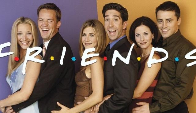 Friends dizisinin tüm bölümleri BluTV'de