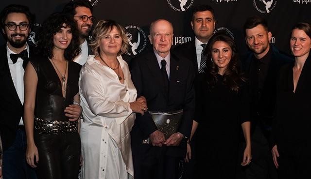 Uluslararası Emmy Töreni'nin açılış davetini Ay Yapım düzenledi!