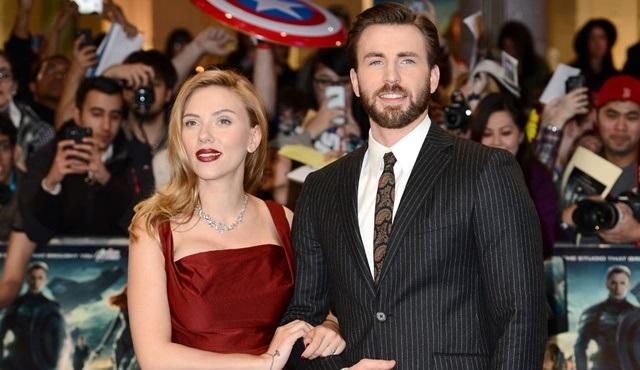 Scarlett Johansson ve Chris Evans, Ghosted filmiyle yeniden bir araya geliyor