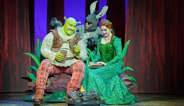 Shrek müzikali geliyor!