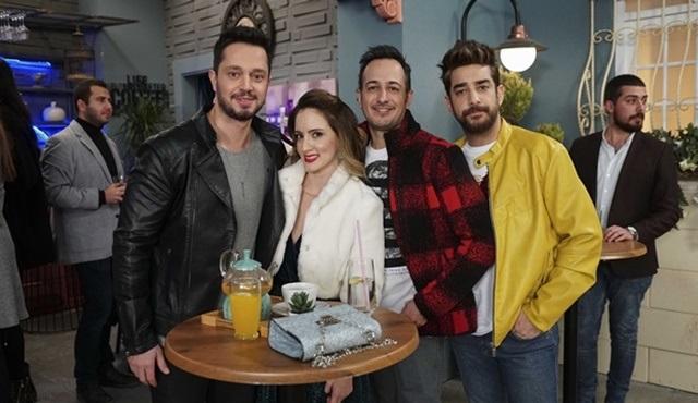 Murat Boz, Jet Sosyete dizisinin yeni bölümüne konuk oldu!
