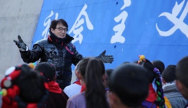 Jackie Chan'in Yeşil Kahramanları National Geographic'te ekrana geliyor!