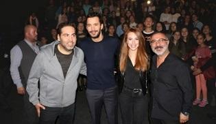 Mutluluk Zamanı filminin İstanbul özel gösterimi yapıldı!