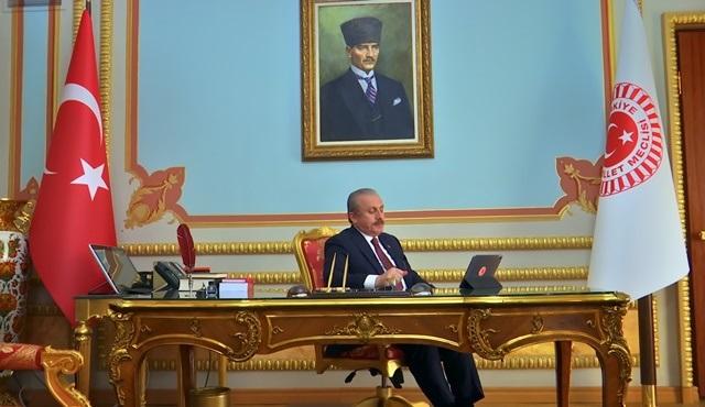 Ev Yapımı dizisine TBMM Başkanı Mustafa Şentop konuk oluyor!