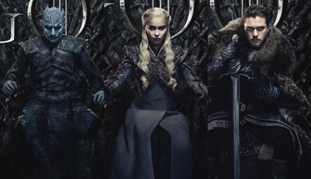 Game of Thrones'un final sezonunun karakter posterleri yayınlandı