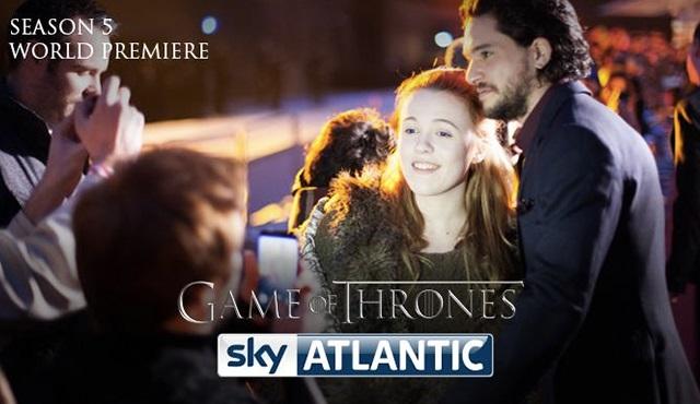 En yeni Game of Thrones beşinci sezon videoları burada!