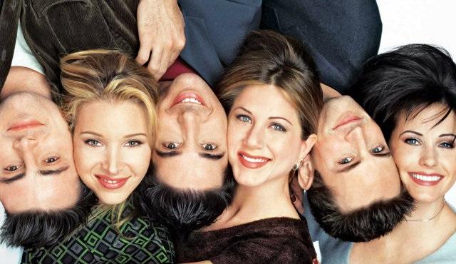 Efsane dizi Friends artık Blu TV'de!