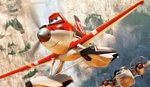 Uçaklar 2: Söndür ve Kurtar filmi Tv'de ilk kez atv'de ekrana gelecek!