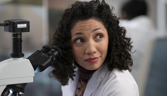 Jasika Nicole, The Good Doctor'da ana kadro oyunculuğuna yükseldi