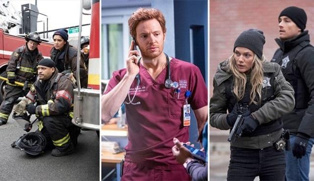 NBC, Chicago dizilerine üçer sezonluk onay verdi