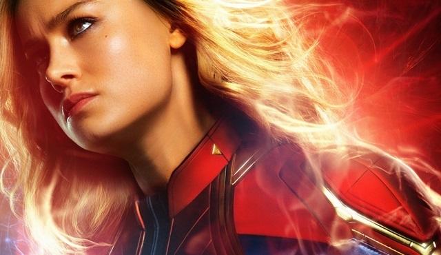 Marvel'ın yeni filmi Captain Marvel'ın karakter afişleri yayınlandı