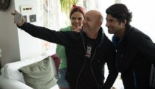 Çocuklar Sana Emanet filminin kamera arkası görüntüleri yayınlandı!