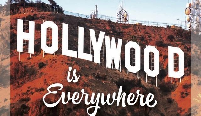 Hollywood'un küreselleşmesini inceleyen 'Hollywood is Everywhere' raflardaki yerini aldı!