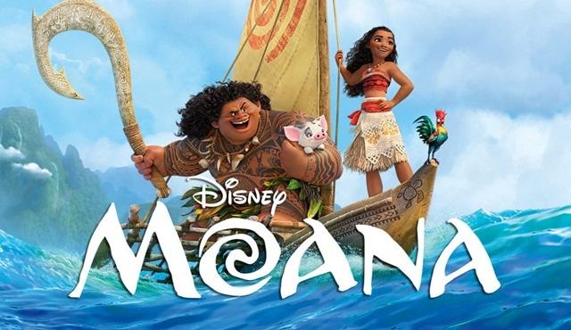 Disney filmi Moana, Türkiye'de 1 milyon seyirciyi geçti