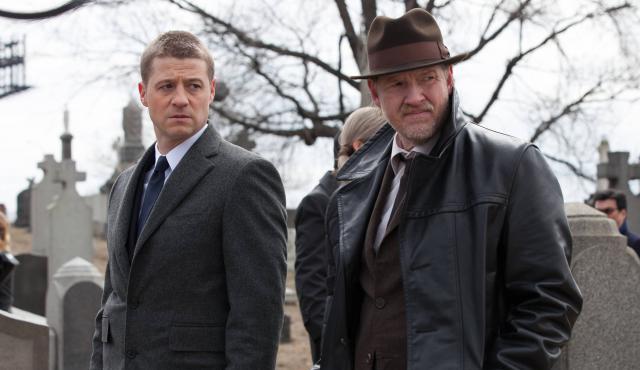 Gotham: 2. sezondan oyuncu fotoğrafları geldi