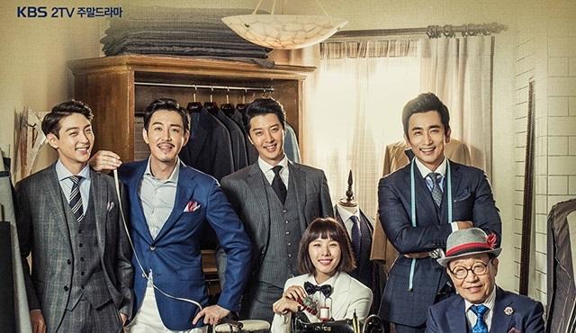 Yeni K-drama The Gentlemen of Wolgyesu Tailor Shop, yakında başlıyor!