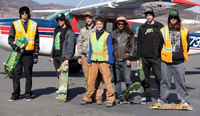 Alaska Hava Yolları yarın DMAX'te başlıyor