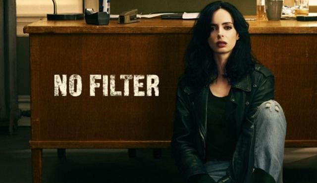 Marvel's Jessica Jones'un ikinci sezon resmi fragmanı ve posteri yayınlandı