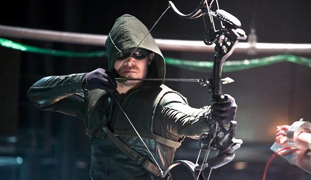 Arrow, 4. sezonuyla Digiturk'te izleyicilerle buluşacak