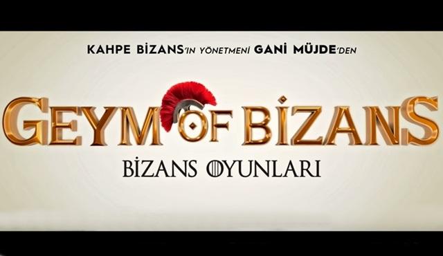 Geym of Bizans/Bizans Oyunları filminden ilk tanıtım yayınlandı!