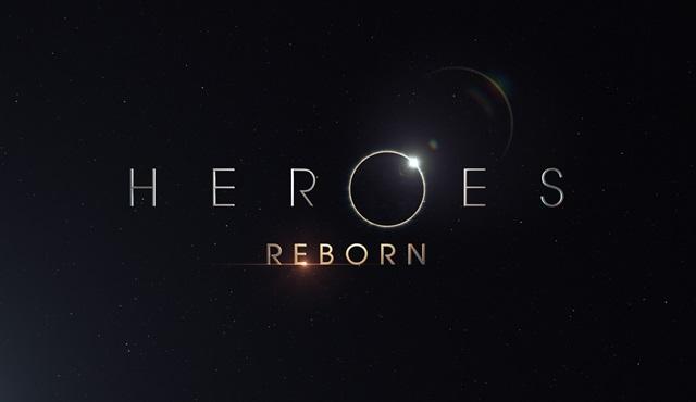 Heroes Reborn ekibinden selam var!