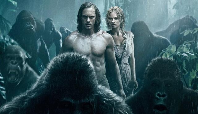 Tarzan Efsanesi filmi Kanal D'de ekrana gelecek!