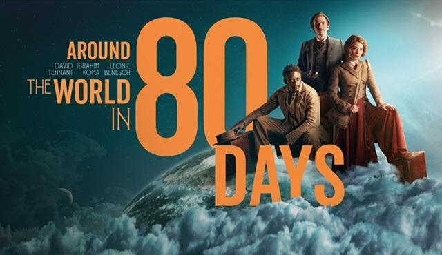 Jules Verne uyarlaması Around the World in 80 Days'den ilk tanıtım geldi